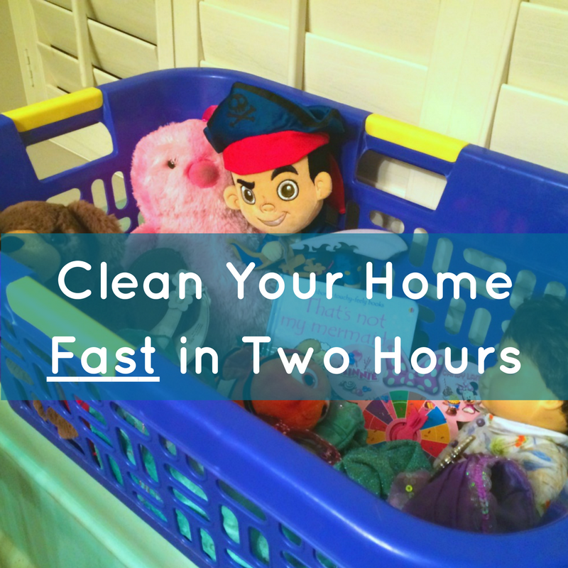 clean-your-home-fast