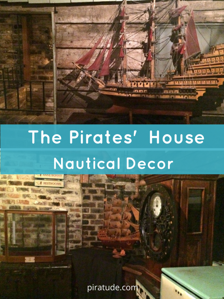 the pirates' house nautical decor