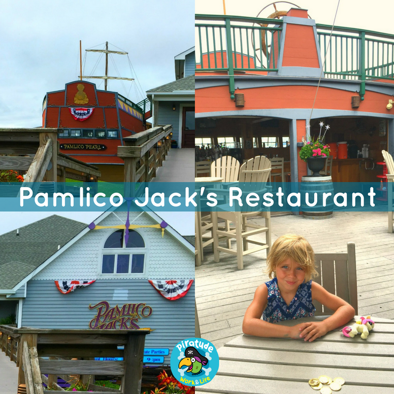 pirate adventures on the outer banks - Pamlico Jacks Restaurant