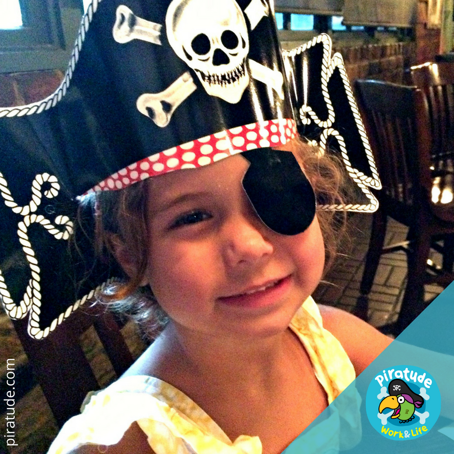the pirates house - pirate costume